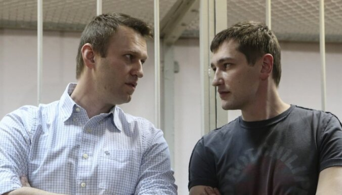 Брат Навального вышел из одиночки после полутора лет заключения