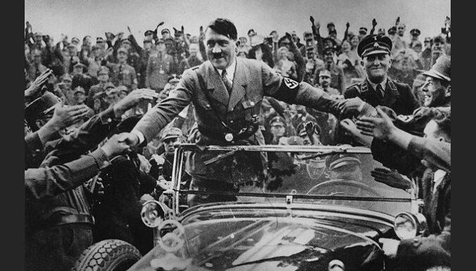Лимузин Гитлера будет ездить по дорогам России