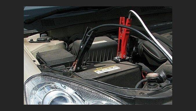 Kā pareizi iedarbināt auto ar vadiem