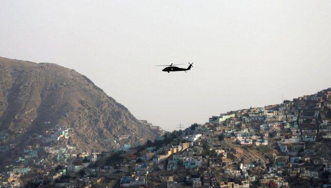 Kabulu satricinājusi 4,6 magnitūdas stipra zemestrīce