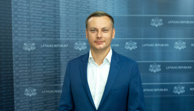 Руководителем Государственной инспекции по защите прав детей избран Янис Абеле