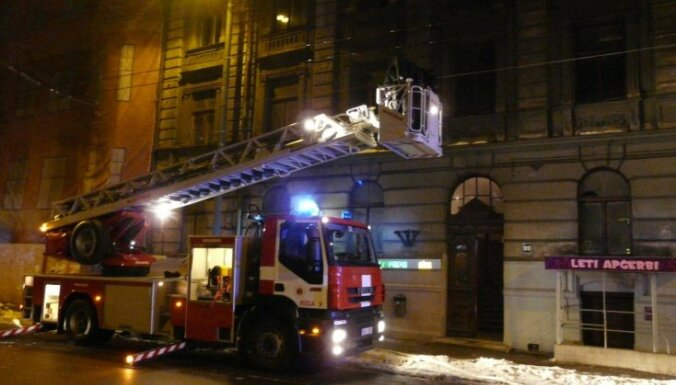 VUGD: ugunsdrošības situācija augstceltnēs pasliktinās