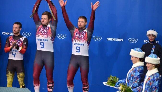 Латвия — на втором месте в мире по числу медалей на Олимпиаде