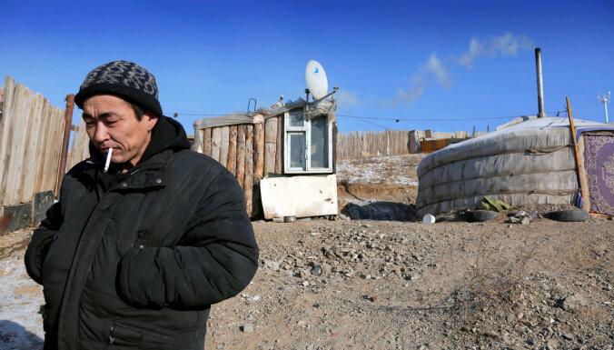 Covid-19: Mongolija uzsāk cīņu ar pandēmijas pirmo vilni