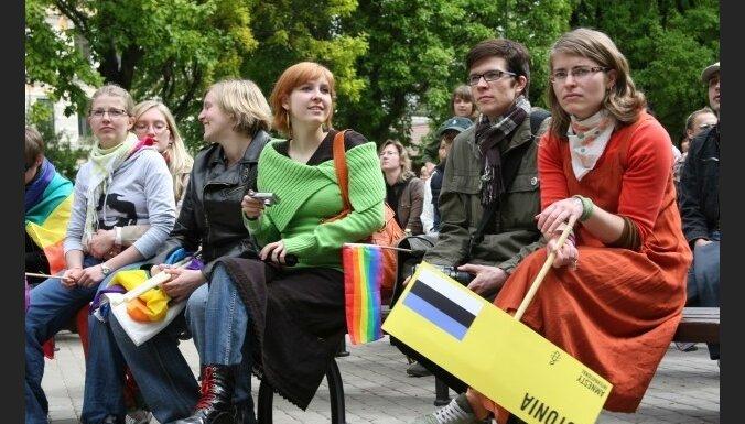 В Эстонии могут разрешить однополые браки