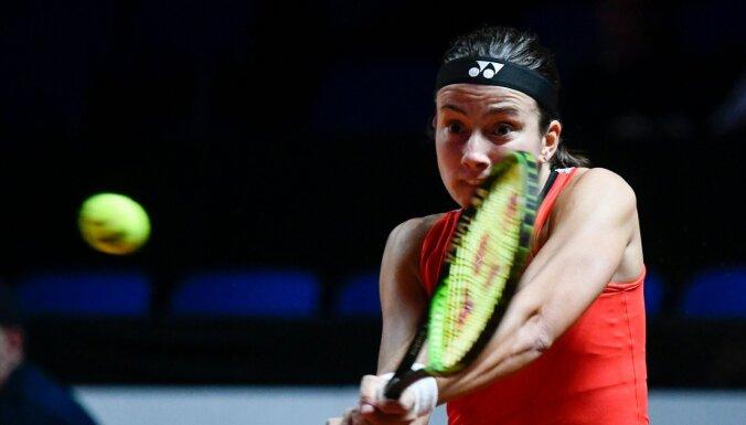 Севастова взяла сет у чемпионки Уимблдона, Остапенко проиграла полуфинал