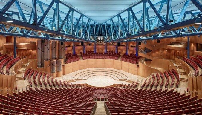 'Sinfonietta Rīga' debitēs Ķelnes filharmonijā