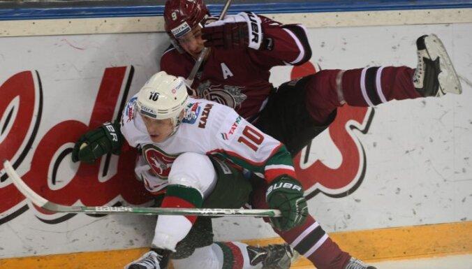 Rīgas Dinamo - Kazaņas Ak Bars