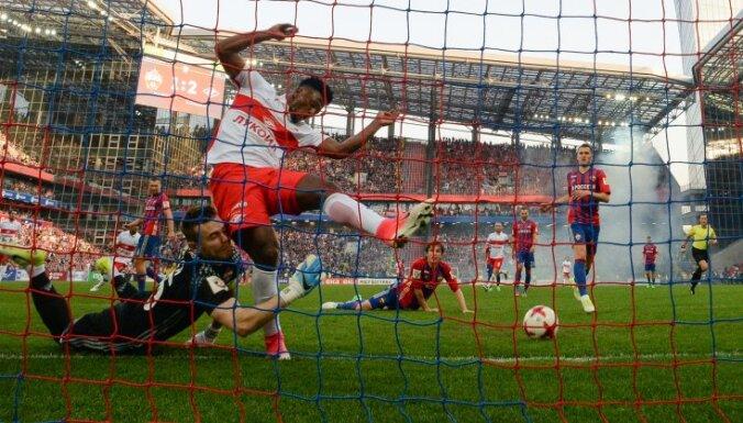 CSKA Igor Akinfeyev, Spartak Ze Luis
