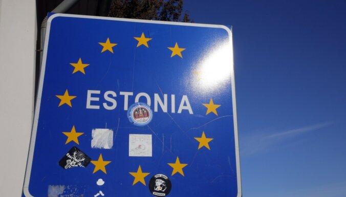 Эстония в полночь выйдет из режима чрезвычайного положения