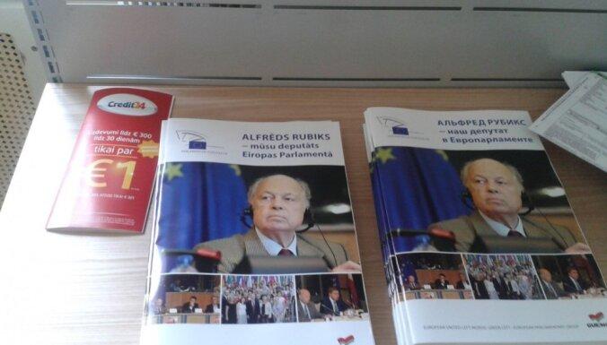 'Latvijas Pasta' nodaļā pretlikumīgi aģitē par Rubiku