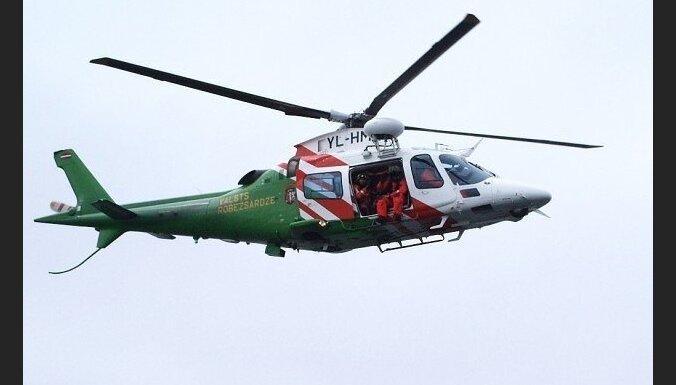 МВД займет 11,2 млн евро на покупку вертолетов для погранохраны