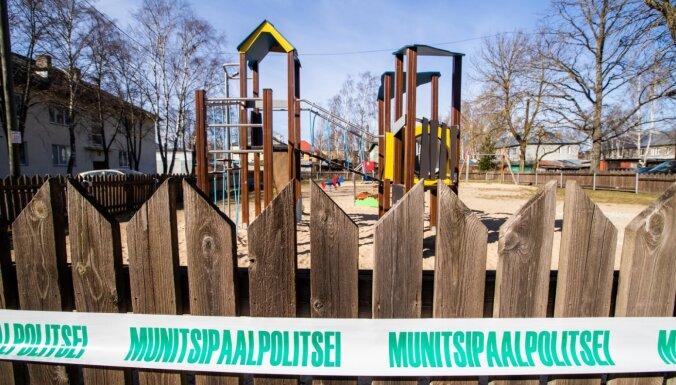 Правительство Эстонии продлило чрезвычайное положение до 17 мая