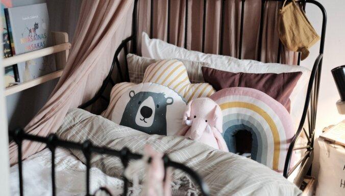 Skaistas dizaina idejas, kuras aizņemties no Levaškeviču ģimenes dzīvokļa