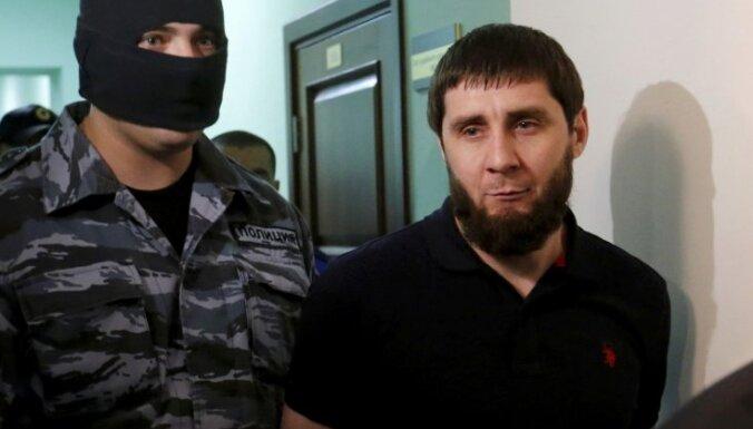 """Дадаев заявил, что он """"не идиот"""", чтобы убивать Немцова прямо напротив Кремля"""
