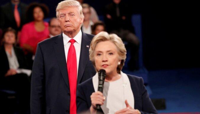 Трамп обвинил Китай в хакерской атаке на Клинтон