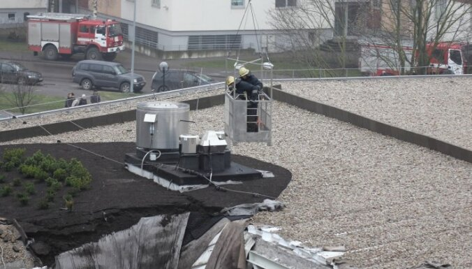 Lieciniece: Zolitūdes traģēdijas dienā zemes darbi uz jumta jau bija pabeigti