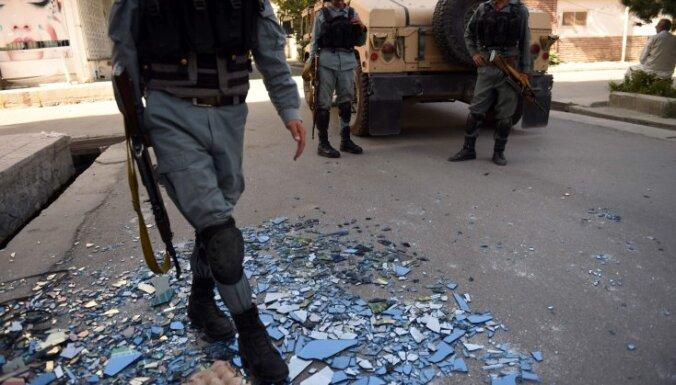 Uzbrukumā labdarības organizācijai Kabulā viens bojāgājušais