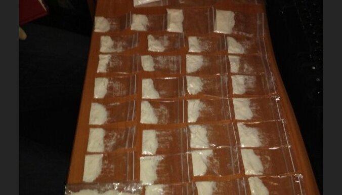 Полиция задержала группировку наркодилеров: изъят метамфетамин
