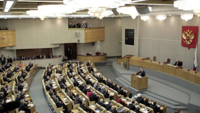Медведев отдаст оппозиции половину комитетов в Госдуме