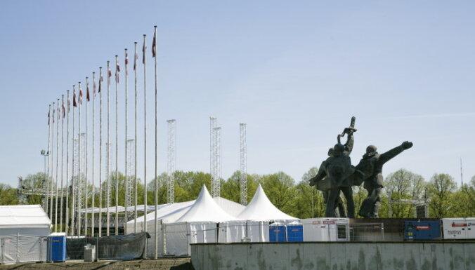 9 мая: в Латвии отмечают День Победы и День Европы