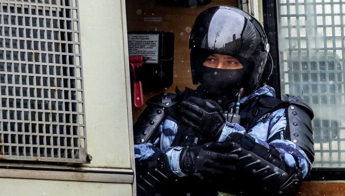 Россия: житель Воронежской области убил семью и устроил взрыв в полиции
