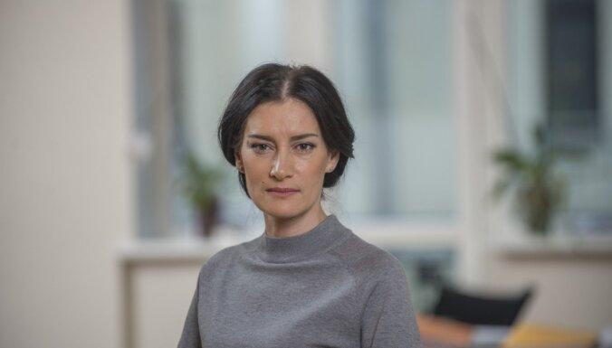 Daiga Siliņa: 'Sarkanais terors' pret Latvijas banku klientiem