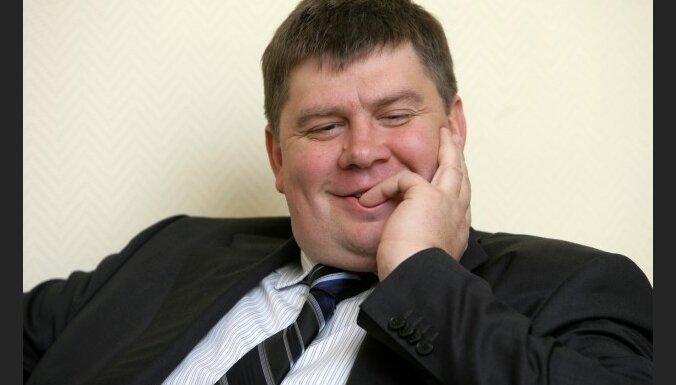 """Калвитис может возглавить партию """"За сытую Латвию"""""""