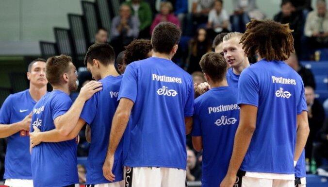 LU jauno 'OlyBet' līgu sāk ar zaudējumu Igaunijas čempioniem