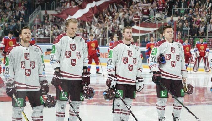 """Без старых лидеров в """"группе смерти"""". Что ждет Латвию на чемпионате мира по хоккею?"""