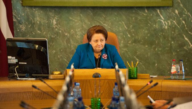 Страуюма предсказала, что новое правительство утвердят 4 февраля