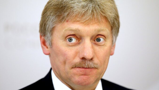 DTR tanku ir vairāk nekā Ukrainai, ziņo Krievijas TV; Kremlī nezina, no kurienes