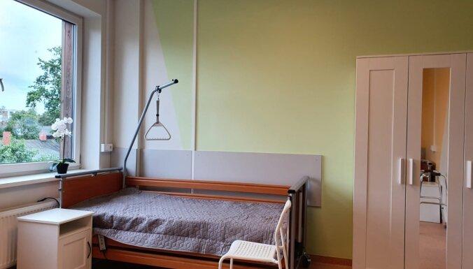 В Риге открывается новый дом семейного типа для сениоров