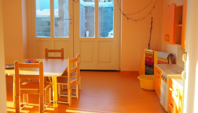 Redžio pieejas bērnudārzs Pārdaugavā