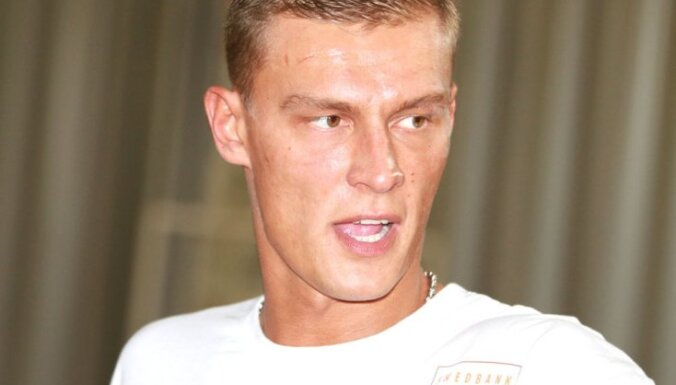 Andris Biedriņš, Madara Grīnberga