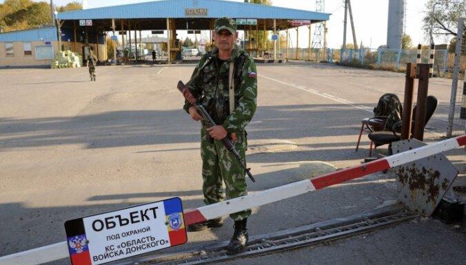 ASV: Krievija bloķē Ukrainas robežpunktu novērošanas misijas paplašināšanu