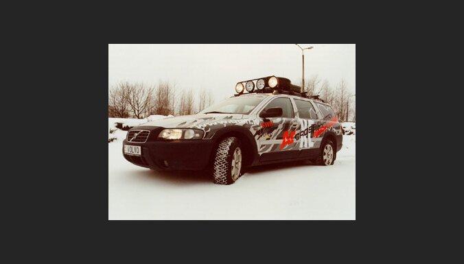 Volvo Cross Country