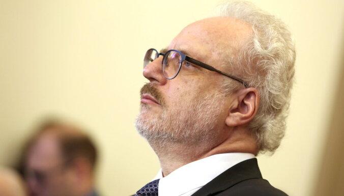 Новым президентом Латвии избран Эгил Левитс