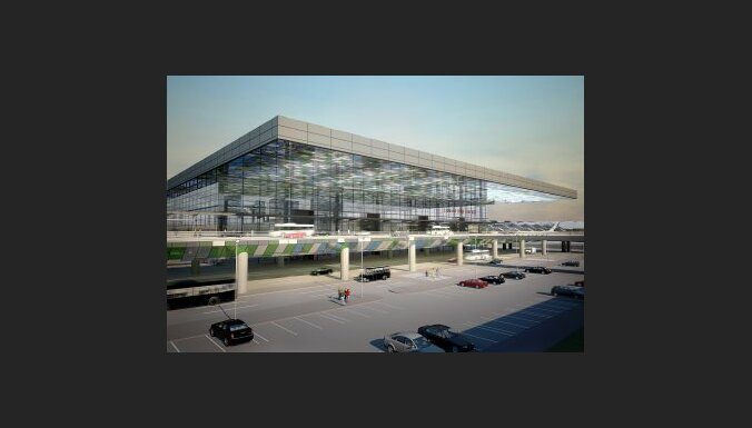 lidosta Riga