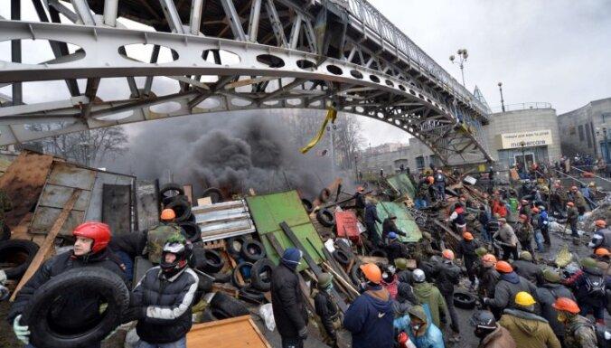 Стрельба в центре Киева: счет погибших идет на десятки