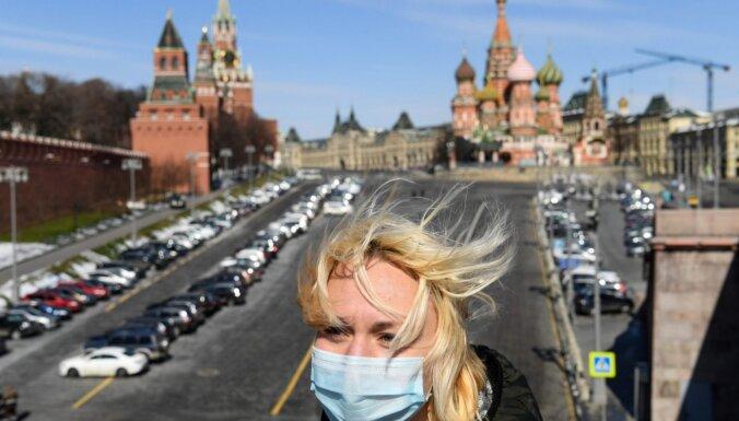 В России выявили уже почти 100 000 случаев коронавируса