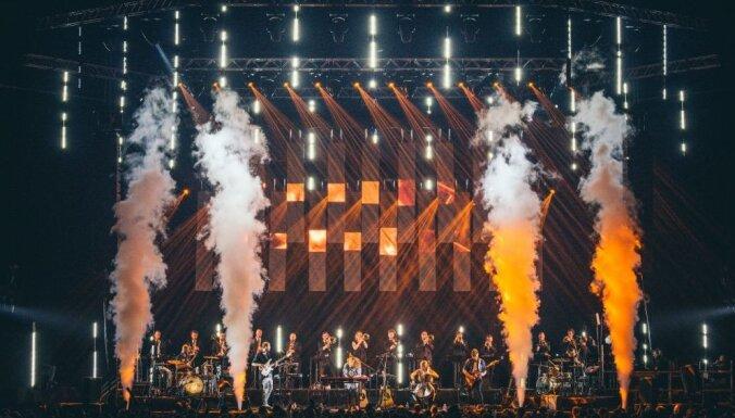 Latvijas Radio bigbends uzstāsies kopā ar 'The Sound Poets'