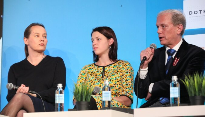 Žurnālista arods paredz mūžizglītību, 'Delfi' diskusijā par žurnālistikas nākotni spriež tās dalībnieki