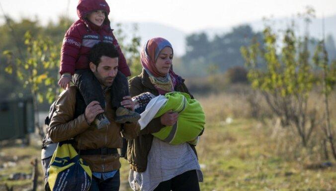 Drīzumā Latvija uz Eiropas dienvidvalstīm nosūtīs bēgļu atlases kritērijus