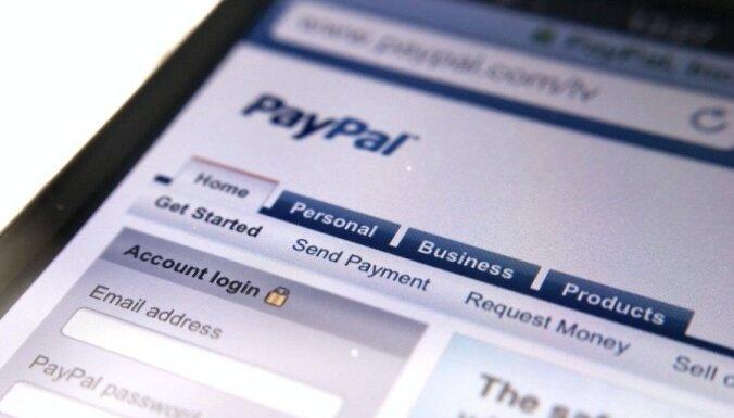 'Cert.lv' brīdina par 'PayPal' vārdā izsūtītiem krāpnieciskiem e-pastiem