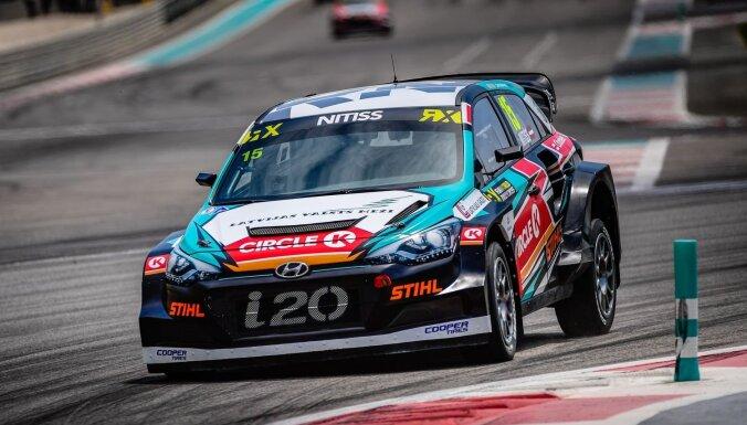 Nitišs Zviedrijā atgriezīsies pie 'SuperCar' auto stūres 'World RX'