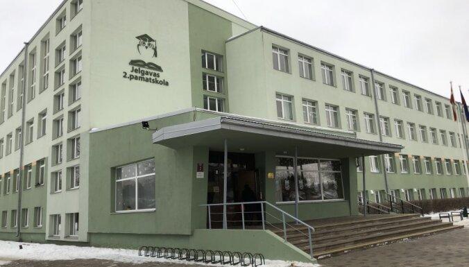 Несмотря на протесты родителей, Елгавская дума решила закрыть 2-ю основную школу