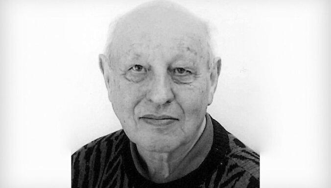 Mūžībā aizgājis daudzu Latvijas vieglatlētikas rekordistu un olimpiešu treneris Jurijs Volkinšteins