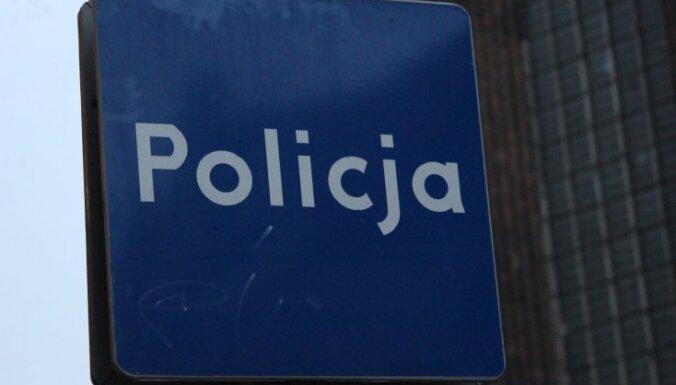 В Польше задержан объявленный в розыск гражданин Латвии, перевозивший нелегалов