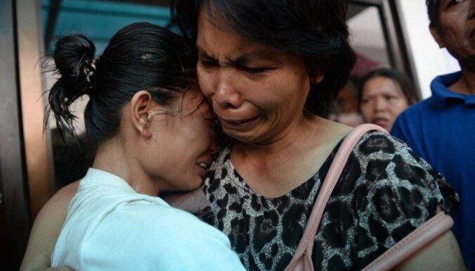 В результате мощного землетрясения на Филиппинах погибли более 100 человек